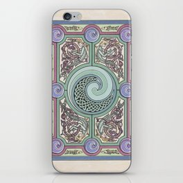 The Ninth Wave iPhone Skin