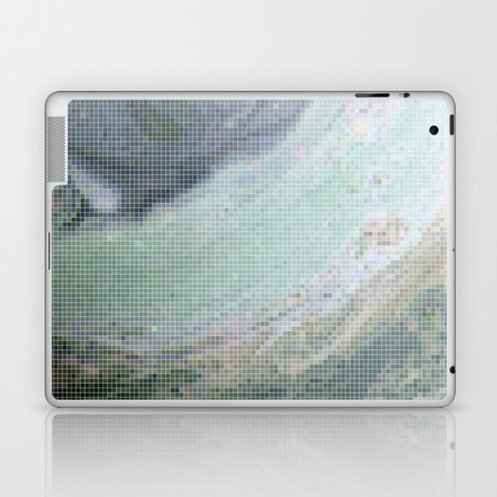Saturn Infrared Laptop & iPad Skin