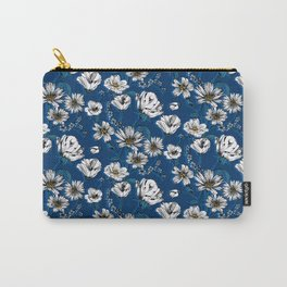 Meadow Wildflowers Carry-All Pouch