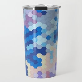 Nebula Hex Travel Mug