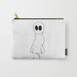 Ghostly Sperm Carry-All Pouch