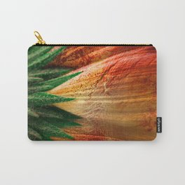 Bloody Grunge Daisy Carry-All Pouch