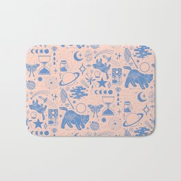 Collecting the Stars Bath Mat