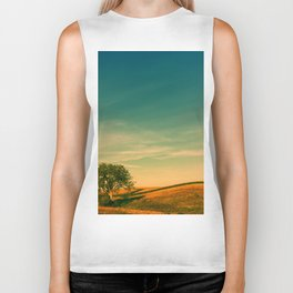 Country roads Biker Tank