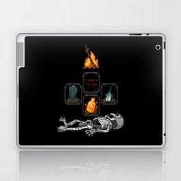 Prepare to Die Laptop & iPad Skin