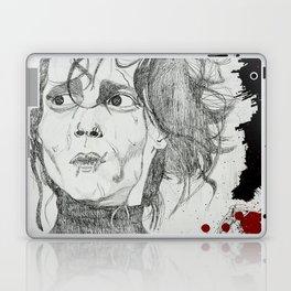 EDWARD SCISSOR HANDS Laptop & iPad Skin