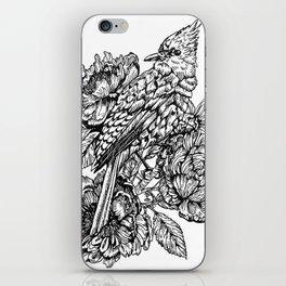 Jay Bird iPhone Skin