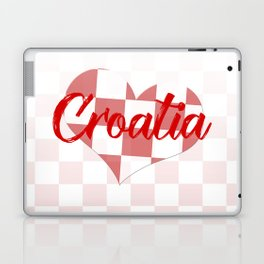 Go Croatia Laptop & iPad Skin