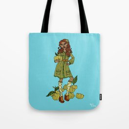 Ms Gooseberry Tote Bag