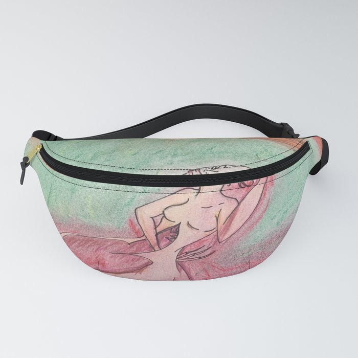 Empty princess Fanny Pack