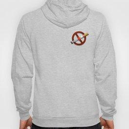 No Smoking - Smoking Kills Hoody