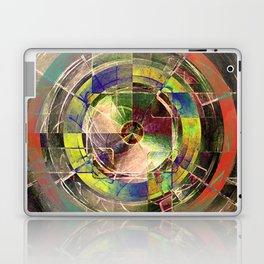 - mechanical sun - Laptop & iPad Skin