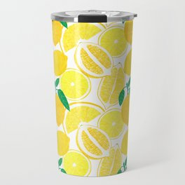 Lemon Harvest Travel Mug