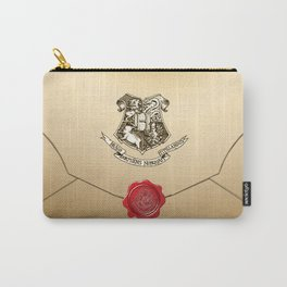 Hogwarts Envelope Carry-All Pouch