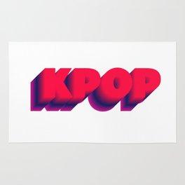 Kpop Shirt Rug