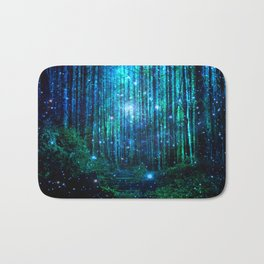 magical path Bath Mat
