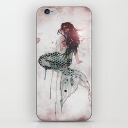 Mermaid II iPhone Skin