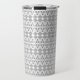 Polynesian pattern Travel Mug