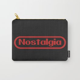Gamer Nostalgia Carry-All Pouch