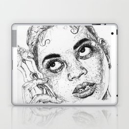 Seashell Coker Laptop & iPad Skin