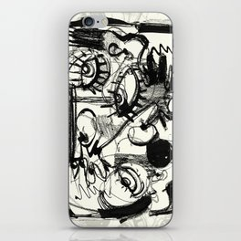 Chit-Chat iPhone Skin