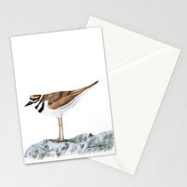 Killdeer Art 1 by Teresa Thompson Stationery Cards