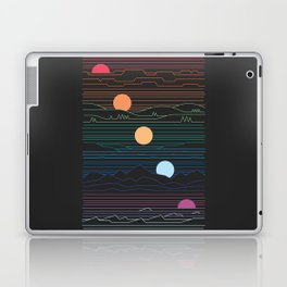Many Lands Under One Sun Laptop & iPad Skin