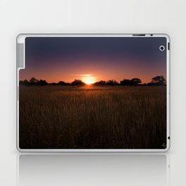 African Kalahari Sunset - Landscape Photography #Society6 Laptop & iPad Skin
