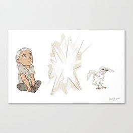 Little Rowan Canvas Print