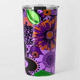 Flowers To Go Travel Mug
