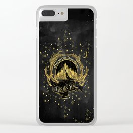 ACOWAR - What Breaks You Clear iPhone Case