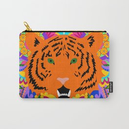 Indian Tiger Carry-All Pouch