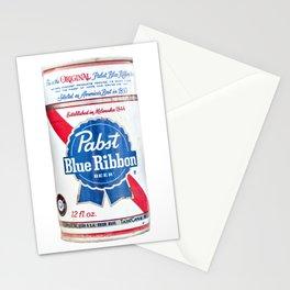 Vintage PBR - Hipster Beer Stationery Cards