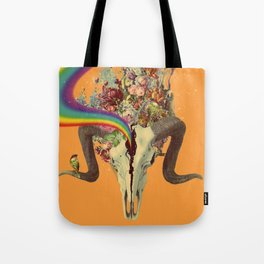Where dreams go Tote Bag