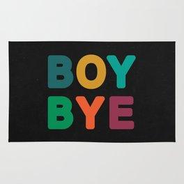 Boy Bye Rug