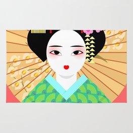 Geisha Rug