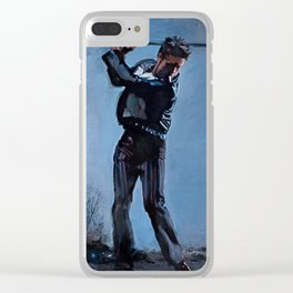 Tyler Durden and the Narrator - Golfing Buddies - Fight Clear iPhone Case