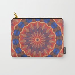 Infinite Diversities Mandala Carry-All Pouch