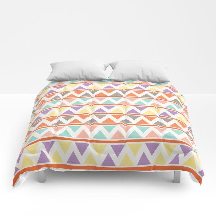 Triangulate 2 / Summer Bliss Comforters