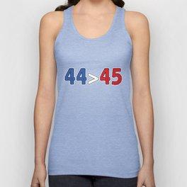 44 Turning 45 Unisex Tank Top