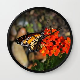 Insignificant Actions Wall Clock