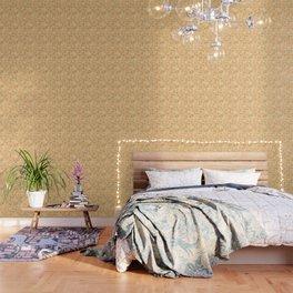Cattail Chaos Wallpaper