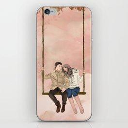 My Valentine II iPhone Skin