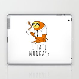 I hate Mondays Laptop & iPad Skin