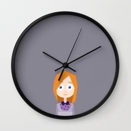 United Colours Of London #1 Wall Clock