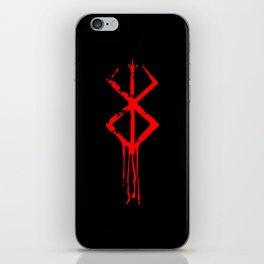 berserk iPhone Skin