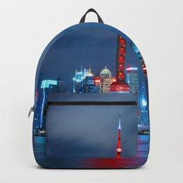 Shangai, China Backpack
