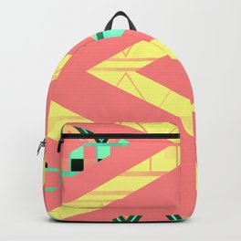 Ethnic triangles Backpack