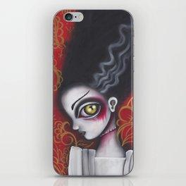 Waiting for Frankenstein iPhone Skin