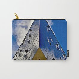 When music touches the blue sky Carry-All Pouch